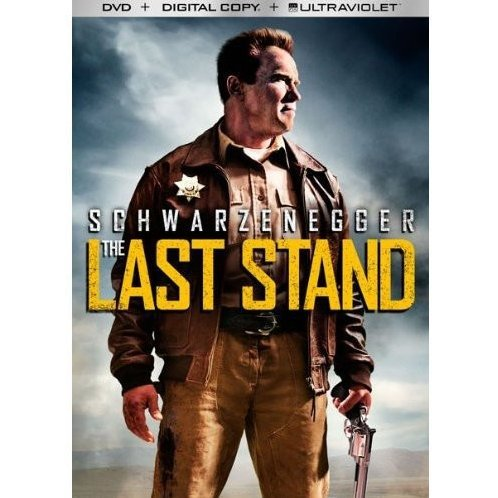 The Last Stand [DVD+Digital Copy+UltraViolet]