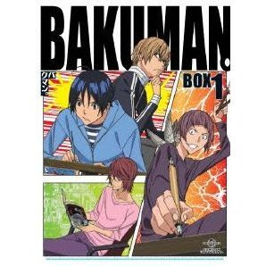 Bakuman 3rd Series DVD Box 1