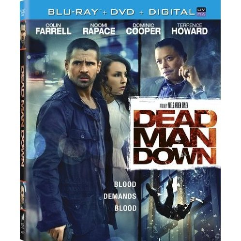 Dead Man Down [Blu-ray+DVD+UltraViolet]