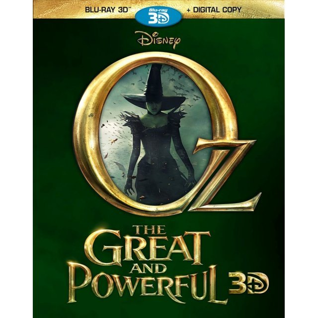 Oz the Great and Powerful 3D