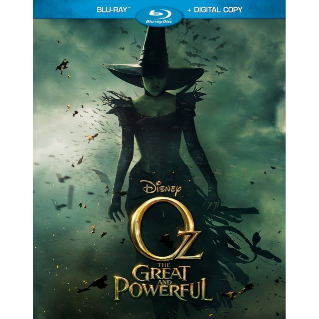 Oz the Great and Powerful [Blu-ray+Digital Copy]