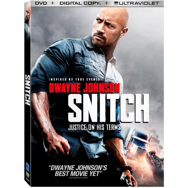 Snitch [DVD+UV Digital Copy]