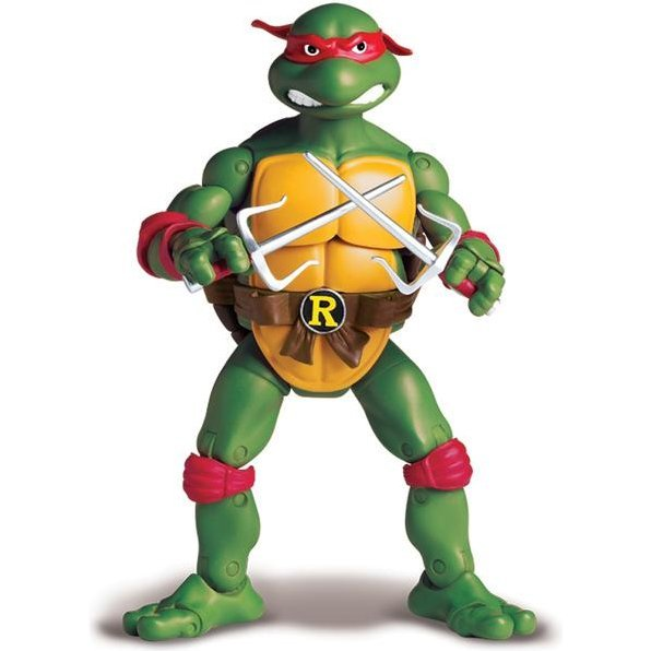 Teenage Mutant Ninja Turtles Classic Collection Action Figure: Raphael