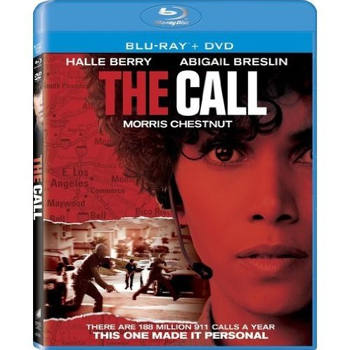 The Call [Blu-ray+DVD+Digital Copy+UltraViolet]