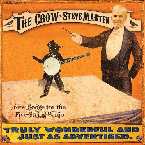 Crow: New Songs for the 5-String Banjo