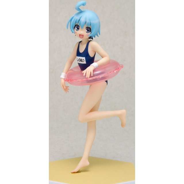Beach Queens Medaka Box 1/10 Scale Pre-Painted PVC Figure: Shiranui Hansode