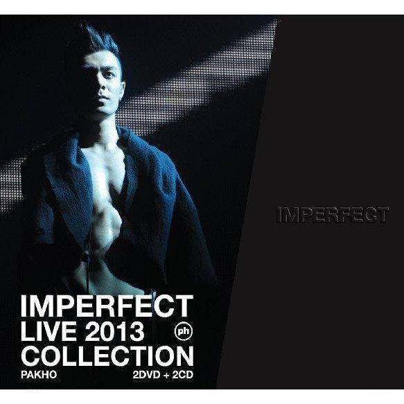 Imperfect Live 2013 Collection [2DVD+2CD]
