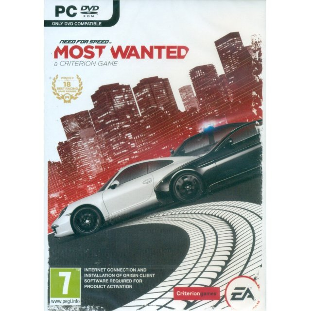 Need for Speed: Most Wanted - A Criterion Game (DVD-ROM)