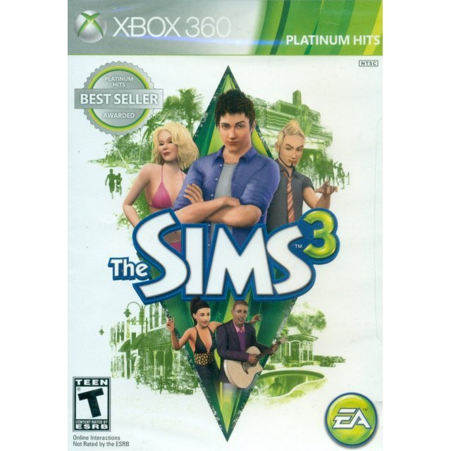 The Sims 3 (Platinum Hits)