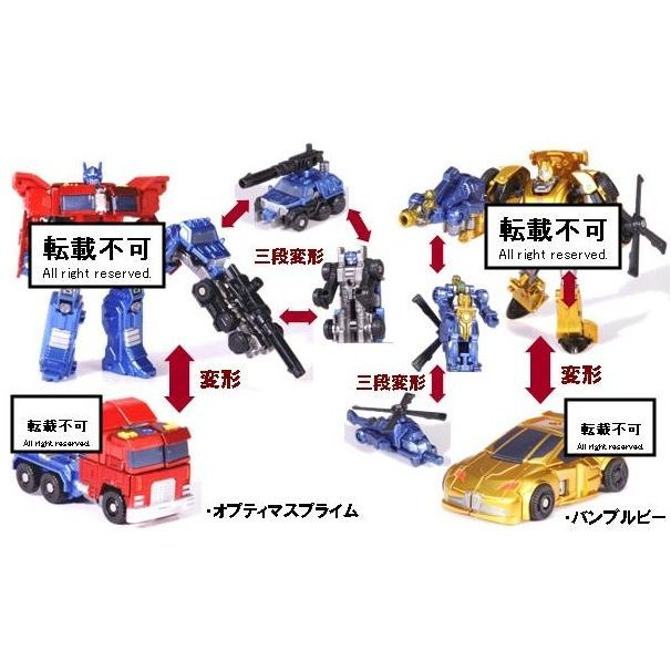 Transformers Generations 24 Action Figure: Optimus Prime & Bumblebee