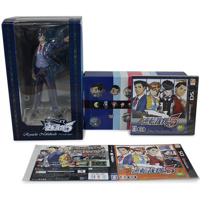 Gyakuten Saiban 5 [Limited Edition]