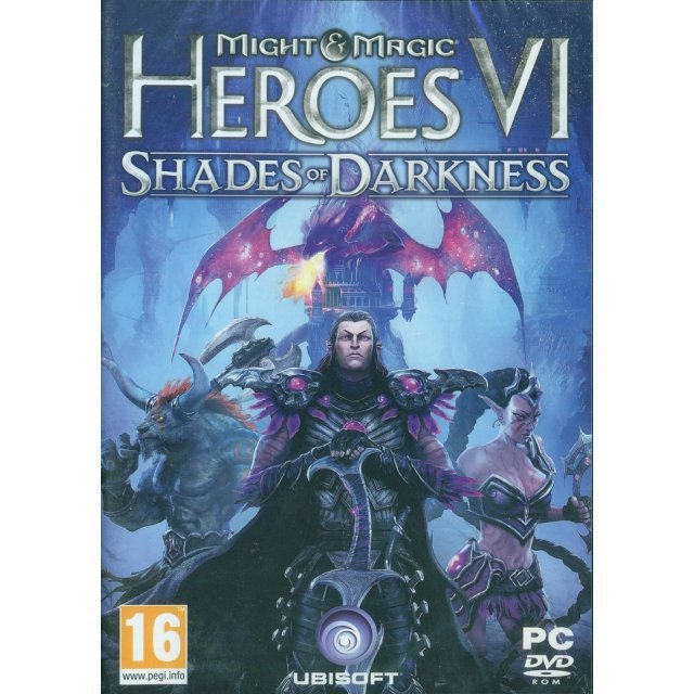 Might & Magic Heroes VI: Shades of Darkness (DVD-ROM)