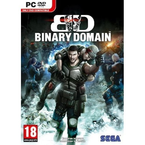 Binary Domain (Steam)