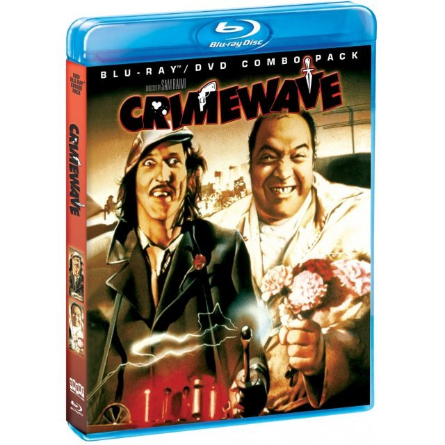 Crimewave [Blu-ray+DVD]