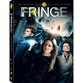 Fringe: Season 5 [4DVD]