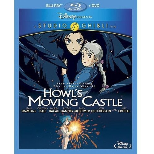 Howl's Moving Castle [Blu-ray+DVD]