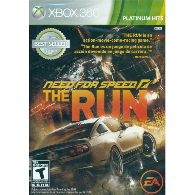 Need for Speed: The Run (Platinum Hits)