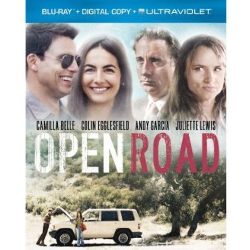 Open Road [Blu-ray+Digital Copy+UltraViolet]