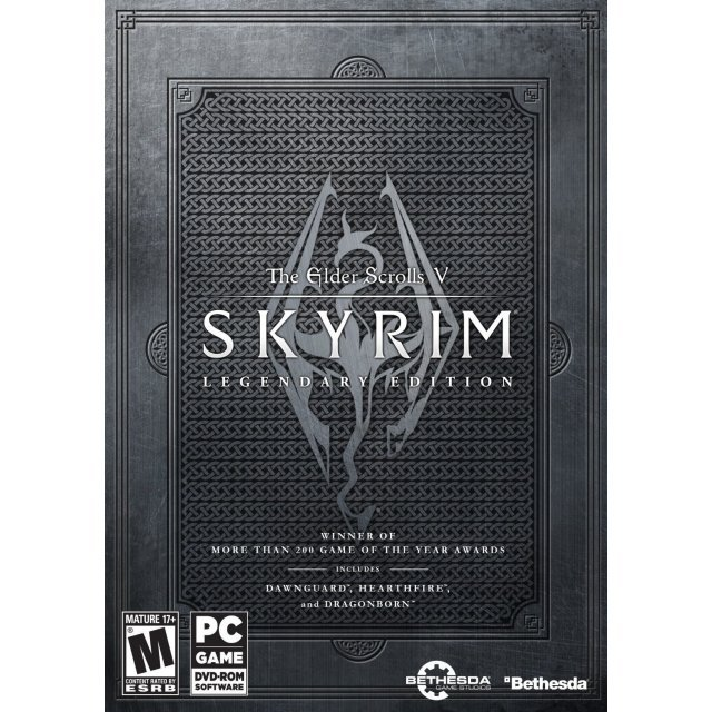 The Elder Scrolls V: Skyrim (Legendary Edition) (DVD-ROM)