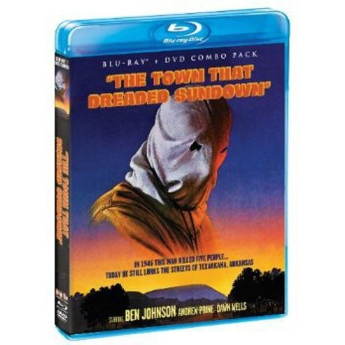 The Town That Dreaded Sundown [Blu-ray+DVD]