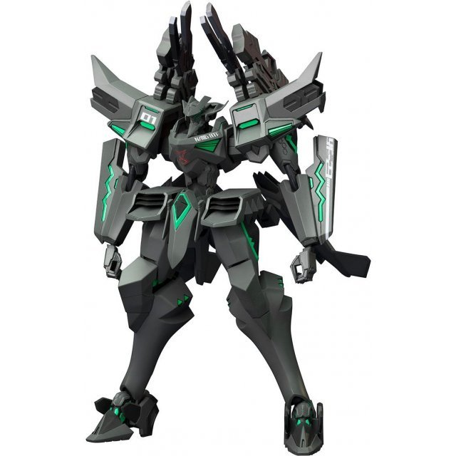 Muv-Luv Alternative Total Eclipse 1/144 Scale Plastic Model: YF-23 Black Widow II