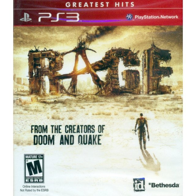 Rage (Greatest Hits)
