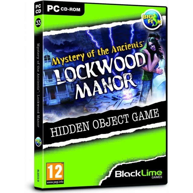 Mystery of the Ancients: Lockwood Manor (Black Lime)