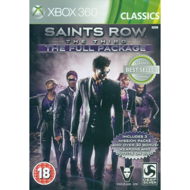 Saints Row: The Third (The Full Package) (Classics)