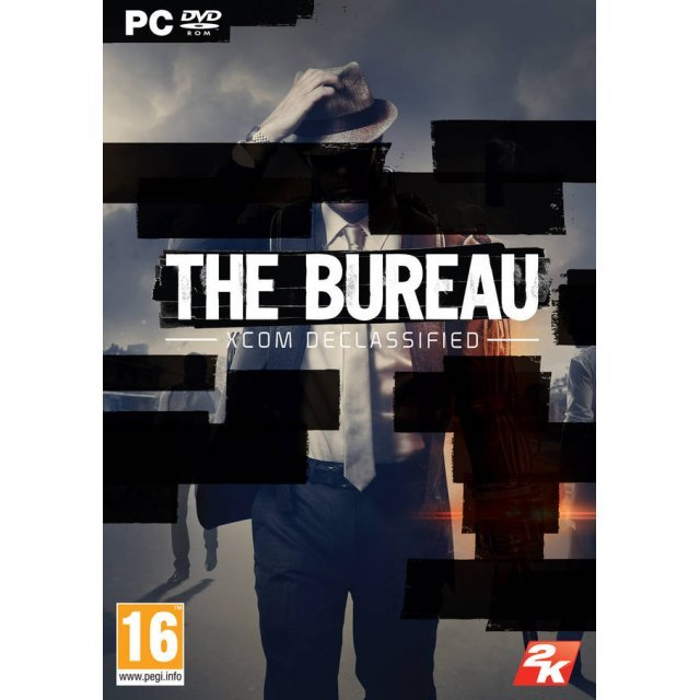 the bureau xcom declassified dvd rom. Black Bedroom Furniture Sets. Home Design Ideas