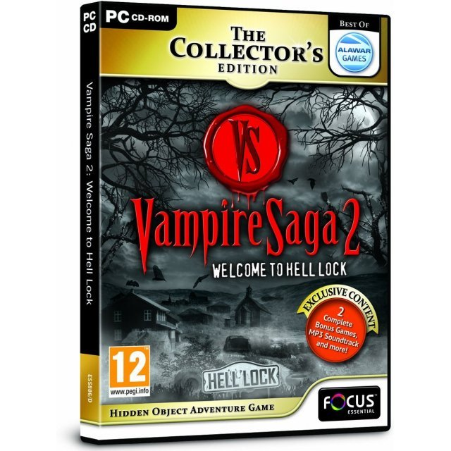 Vampire Saga 2: Welcome to Hell Lock (Collector's Edition)