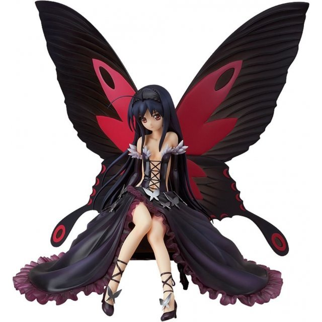 Accel World 1/8 Scale Pre-Painted PVC Figure: Kuroyukihime Good Smile Company Ver.