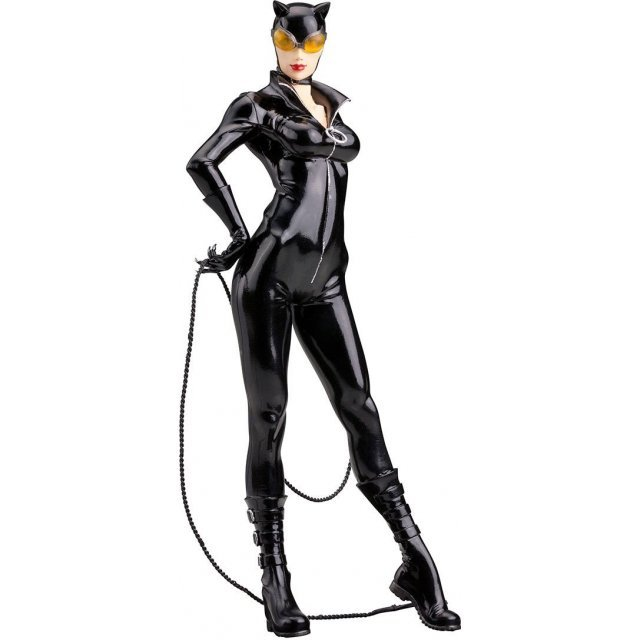 ARTFX+ DC Comics New 52 1/10 Scale Pre-Painted Figure: Catwoman