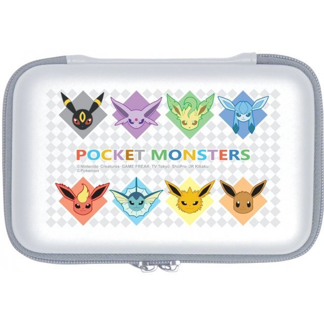 Pokemon Hard Pouch for 3DS LL (Eievui Series Version)