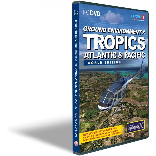 Ground Environment X Tropics Atlantic & Pacific World Edition (DVD-ROM)