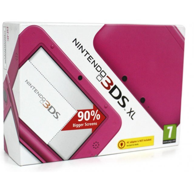 Nintendo 3DS XL (Pink)