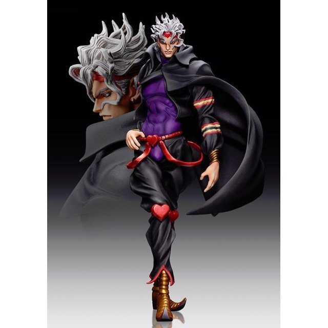 Statue Legend JoJo's Bizarre Adventure Part 3 Non Scale Pre-Painted PVC Figure: Dio Second