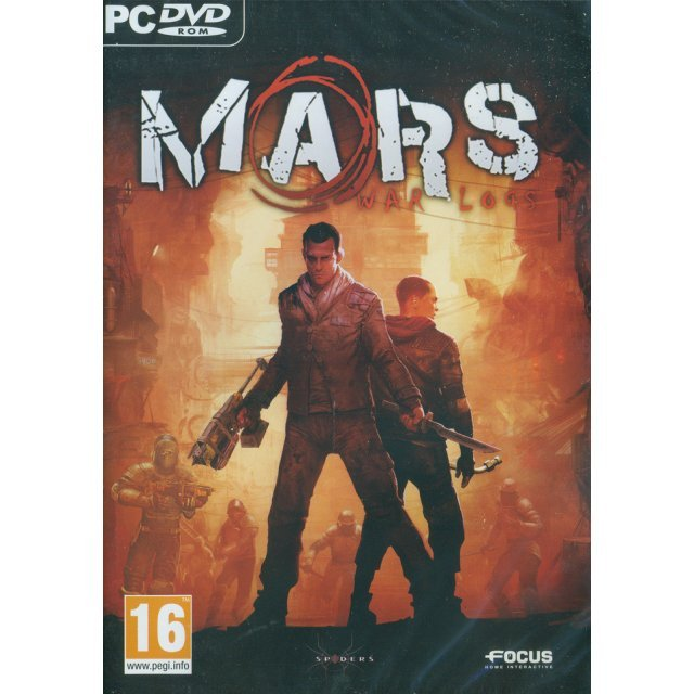 Mars: War Logs (DVD-ROM)