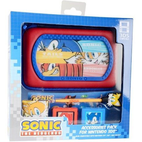 Sonic The Hedgehog Accessories Pack
