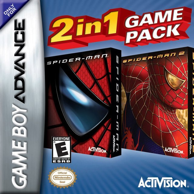 2-In-1 Game Pack: Spider-Man / Spider-Man 2
