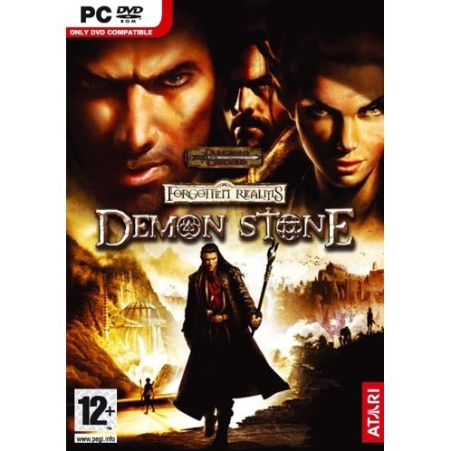 Forgotten Realms: Demon Stone (DVD-ROM)