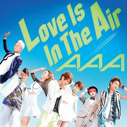 Love Is In The Air [CD+DVD Jacket A]