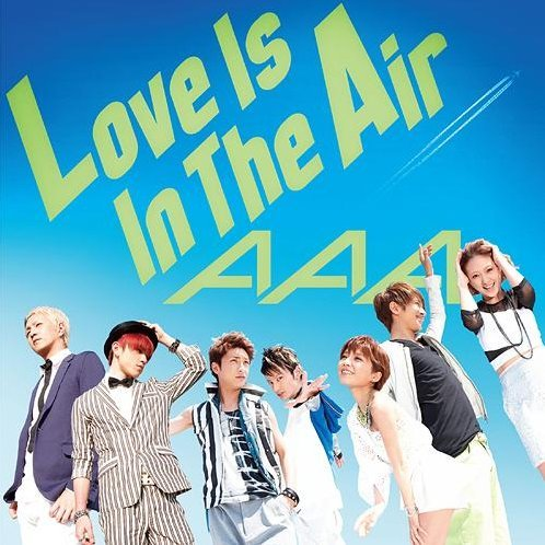 Love Is In The Air [Jacket B]