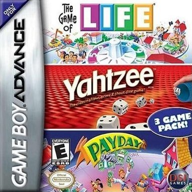 The Game of Life & Yahtzee & Payday