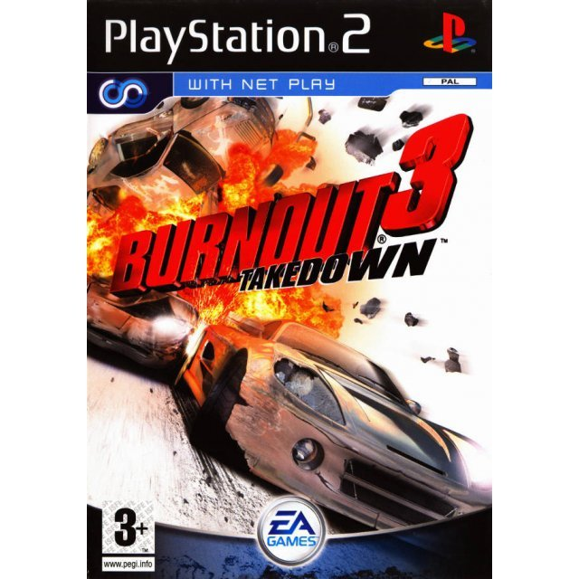 Burnout 3: Takedown (Platinum)