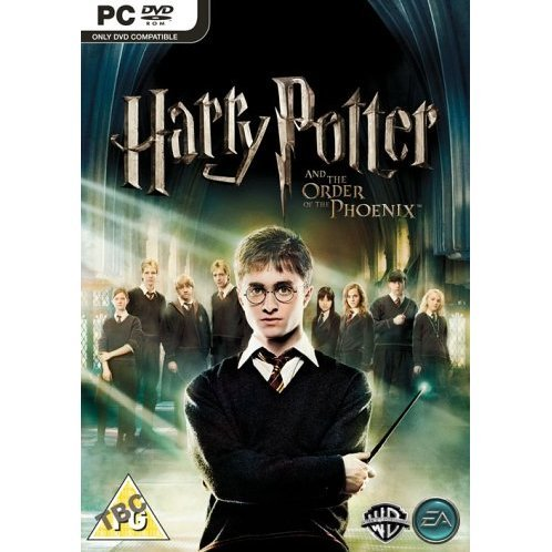 Harry Potter and the Order of the Phoenix (DVD-ROM)