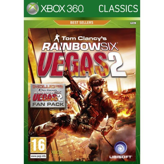 Tom Clancy's Rainbow Six Vegas 2 (Complete Edition Classics)