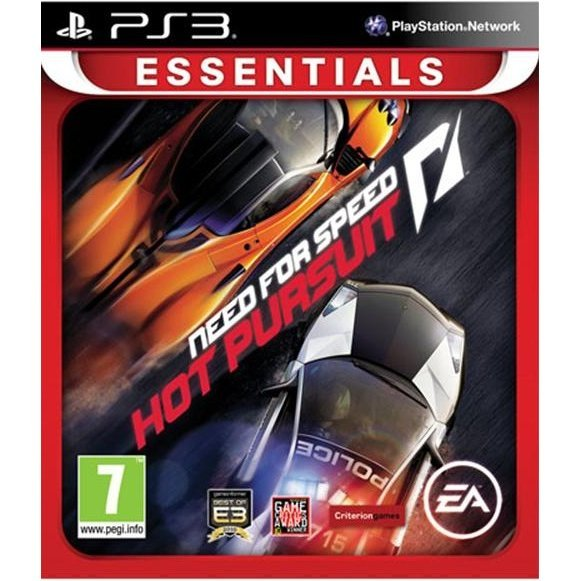 Need for Speed: Hot Pursuit (Essentials)