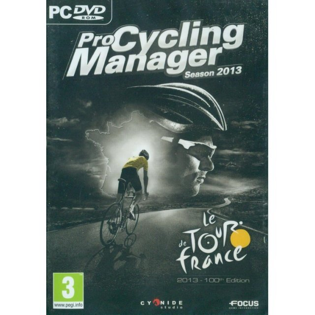 Pro Cycling Manager Season 2013: Le Tour de France - 100th Edition (DVD-ROM)