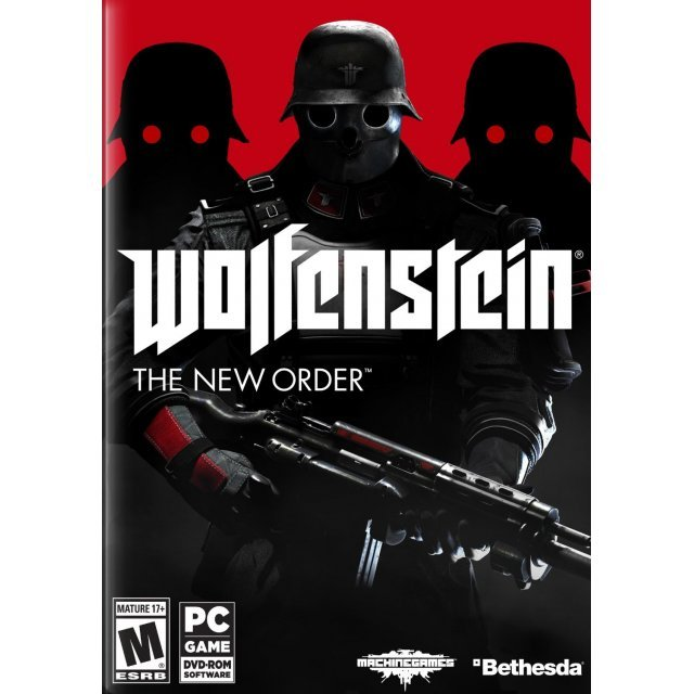 Wolfenstein: The New Order (DVD-ROM)