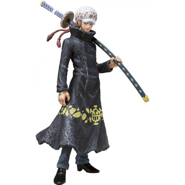 Figuarts Zero Trafalgar Law -Seven Warlords of the Sea Ver.(PVC Figure)